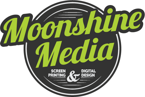 Moonshine Media Screen Printing & Graphic Design